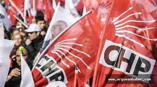 CHP'de herkes için adalet arayışı