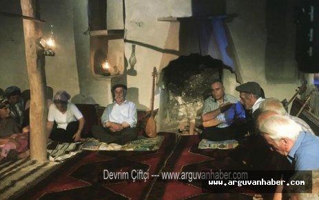 Etek Sarı: Arguvan Belgeseli Çekimleri Arguvan'da Başladı