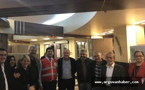 1.Ataşehir Anadolu Kültürleri Dayanışma Festivali 'nde bin ihtiyaç sahibi çocuğa yardım eli uzatıldı