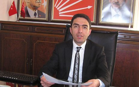 CHP'li Kiraz; Bu partinin çaycılığınıda yaparım, il Başkanlığınıda.