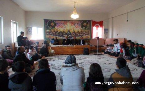 ARGUVAN'DA ABDAL MUSA LOKMASI ve BİRLİK CEM'İ YAPILDI