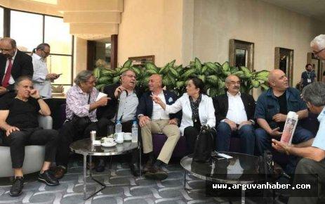 MESAM yönetimine Arif Sağ  ve ekibi yeniden seçildi