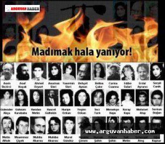 Sivas'ın yangını 25 yıldır sönmedi