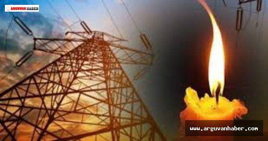 Arguvan'da elektrik kesintileri ve arızları halkı canından bezdirdi.