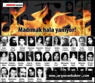 Sivas'ın yangını 26 yıldır sönmedi