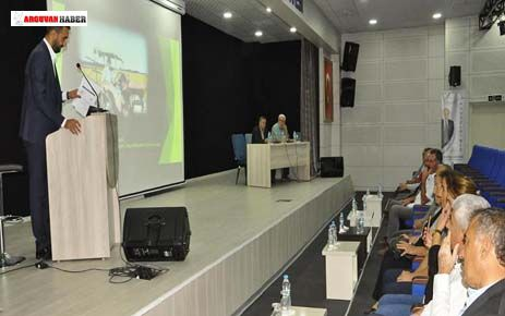 Arguvan'da Kooperatif Kurma Çalışması Başlatıldı