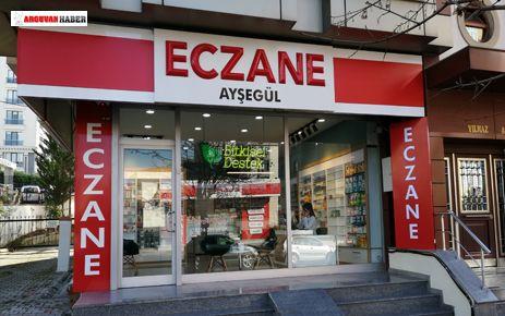 HEMŞEHRİMİZ AYŞEGÜL ATEŞ ŞAHİN İSTANBUL MALTEPE'DE ECZANE AÇTI