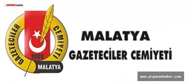 Malatya Gazeteciler Cemiyeti Yeni Web Sitesi Yayına Başladı