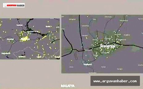 Malatya Coronavirüs vaka artışı görülen dört ilden birisi