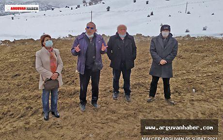 Malatya Çevre Platformu: Kömür değil, altın aranıyor