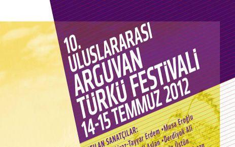 ARGUVAN TÜRKÜ FESTİVALİ 14-15 TEMMUZDA