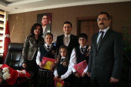 ARGUVAN'DA 23 NİSAN KUTLAMASI YAPILDI