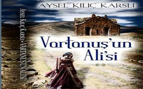 ARGUVANLI AYSEL KILIÇ KARSLI'NIN İKİNCİ KİTABI ÇIKTI