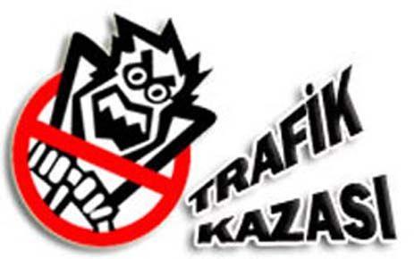 ASMACA KÖYÜ MUHTARI TRAFİK KAZASINDA YARALANDI