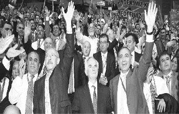 CHP PARTİ MECLİSİ LİSTESİ BELİRLENDİ