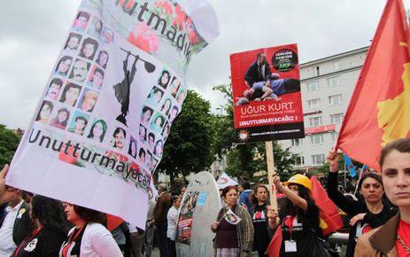 ERDOĞAN ALMANYA'DA PROTESTO EDİLDİ