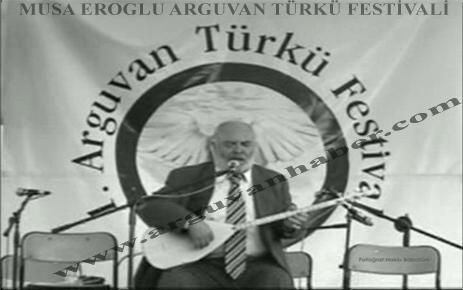 MUSA EROĞLU ARGUVAN TÜRKÜ FESTİVALİNDE