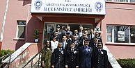 ARGUVAN#039;DA TÜRK POLİS TEŞKİLATININ 171. YILI KUTLANDI