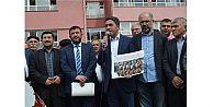 CHP MALATYADA HALAYLI PROTESTO GERÇEKLEŞTİRDİ