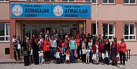 ATMALILAR İLKÖĞRETİM OKUL AİLE BİRLİĞİ ANNELER GÜNÜ ETKİNLİĞİ DÜZENLEDİ