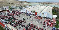 Doğu ve Güneydoğu Anadolu Tarım Teknolojileri, Makine, Hayvancılık ve Gıda Fuarı Malatya#039;da Açıldı