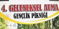 ATMA GENÇLİK PİKNİĞİ 19 AĞUSTOS CUMARTESİ GÜNÜ YAPILACAK