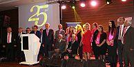 ANKARA ARGUVANLILAR DERNEĞİ#039;NİN 25 YIL GECESİ YAPILDI
