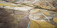 Karahöyük İstikametindeki Yolda 1. Kat Asfalt Yapım Çalışması Başlatıldı.