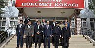 Malatya Valisi Ali Kaban, Arguvan#039;ı Ziyaret Etti