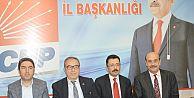 Vahap Altunok Cumhuriyet Halk Partisi Battalgazi İlçe Başkanlığına Aday Oldu.