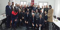 ATMANİ VAKFI 1.GENEL KURULU YAPILDI