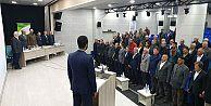 Arguvan#39;da Kurulan Kooperatifin İlk Genel Kurulu Yapıldı