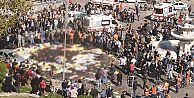 Ankara Gar Katliamının Beşinci Yıl Dönümü