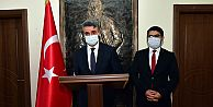 MALATYA VALİSİ AYDIN BARUŞ ARGUVAN#039;I ZİYARET ETTİ