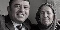 VELİ AĞBABANIN ANNESİ ELİF AĞBABA HAYATINI KAYBETTİ