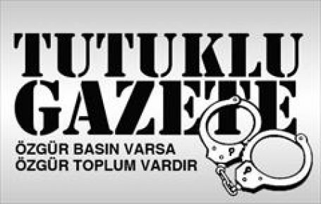 TUTUKLU GAZETE CHP SİTESİNDE