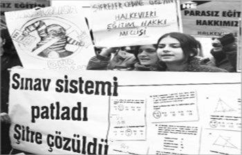 YGS İPTAL EDİLSİN-LYS TEK SINAV HALİNE GETİRLSİN