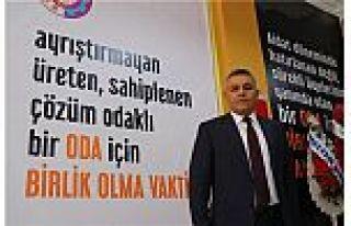Mtso Başkan Adayı Sadıkoğlu'ndan Usulsüzlük...