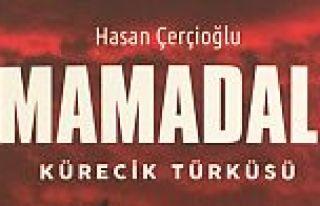 """HASAN ÇERÇİOĞLU YENİ ROMANI """"MAMADALİ""""Yİ..."""