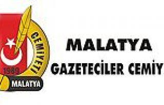 Malatya Gazeteciler Cemiyeti Yeni Web Sitesi Yayına...