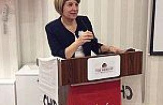 GÜLLÜ TUNCER MALATYA CHP KADIN KOLLARI BAŞKANLIĞI...
