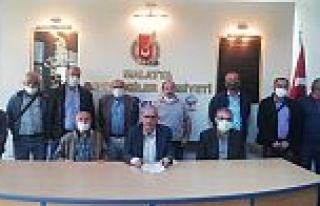 Malatya Çevre Platformu Basın Açıklaması Yaptı