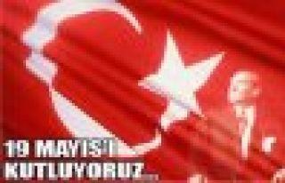 ARGUVAN'DA 19 MAYIS TÖRENLERİ YAĞMUR NEDENİYLE...