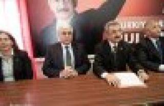 EROL BİNGÖL, MALATYA CHP'DEN ADAY ADAYI