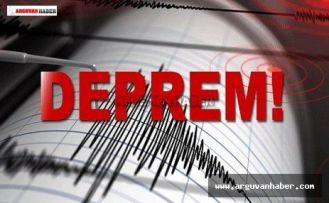 Malatya Uluköy Merkezli 4.7 Büyüklüğünde Deprem Oldu
