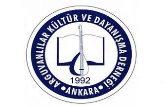 """Ankara Arguvanlılar Derneği Kadınlar Kolu """"KADIN HAKKI"""" konulu öykü yarışması düzenleyecek"""
