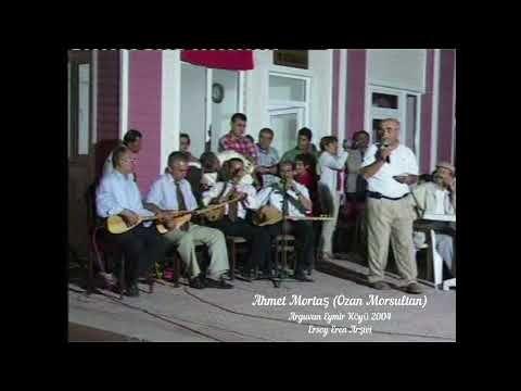 Ahmet Mortaş (Ozan Morsultan) Aşık Mahzuni Şerif Şiiri