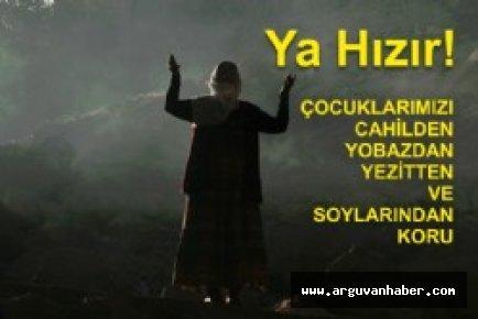 ALEVİLİK İNANCINDA HIZIR ORUCU