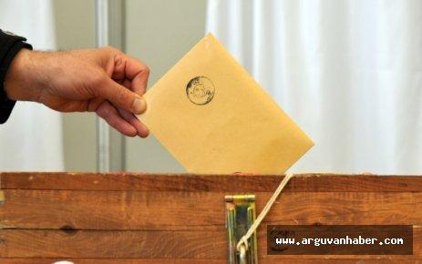 Arguvan'da Seçmen Sayısı 6.383