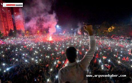 Ekrem İmamoğlu, İstanbul seçimini 800 bine yakın oy farkıyla kazandı